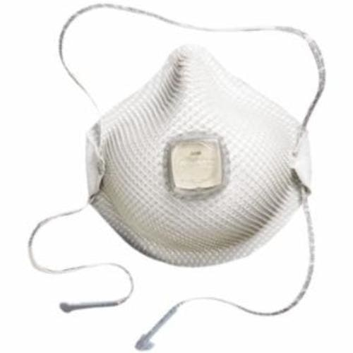 Moldex 2700 Series HandyStrap N95 Particulate Respirators, Half-facepiece, M/L (Box of 10)+ - extra-stuff-2009