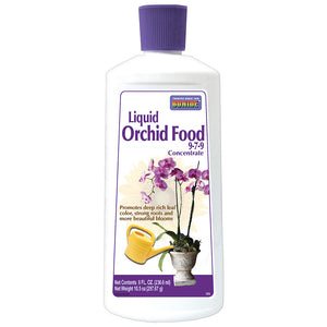 Liquid Orchid Food 9-7-9 Concentrate
