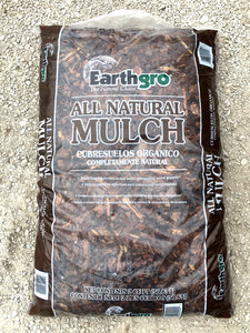 All Natural Pine Bark Mullch 2 cu. ft.