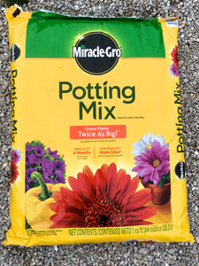 Miracle-Gro Potting Mix 1 cu. ft.