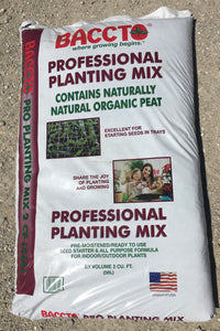 Baccto Professional Planting Mix 2 CF.