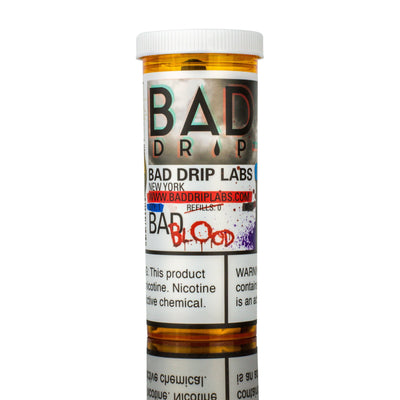 BAD DRIP | Bad Blood 60ML eLiquid - Vaping Industries
