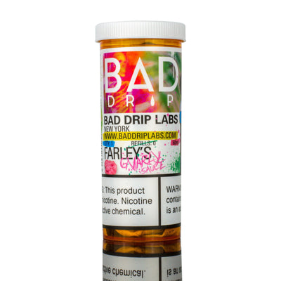 BAD DRIP | Farley's Gnarly 60ML eLiquid - Vaping Industries