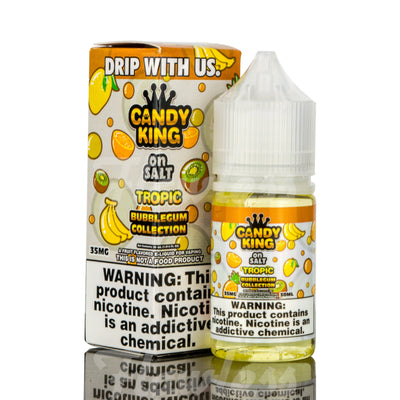 CANDY KING BUBBLEGUM COLLECTION ON SALT | Tropic 30ML eLiquid - Vaping Industries