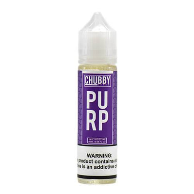 CHUBBY BUBBLE | PURP 60ML eLiquid - Vaping Industries