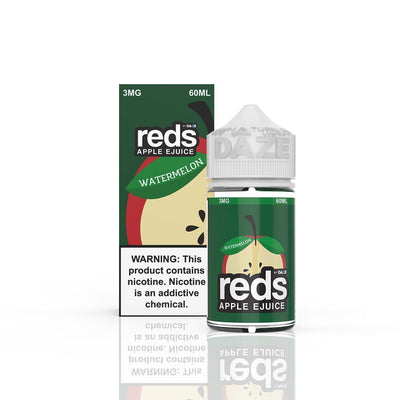 VAPE 7 DAZE | Reds Watermelon 60ML eLiquid - Vaping Industries