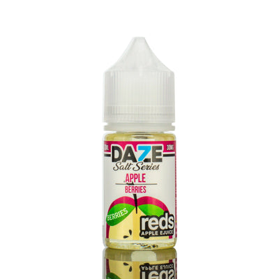 VAPE 7 DAZE SALT | Reds Berries 30ML eLiquid - Vaping Industries