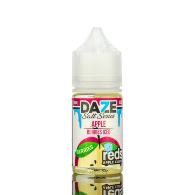 VAPE 7 DAZE SALT | Reds Berries Iced 30ML eLiquid - Vaping Industries