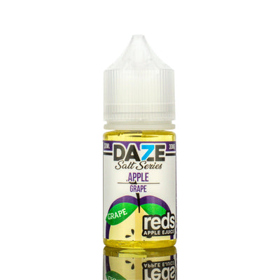 VAPE 7 DAZE SALT | Reds Grape 30ML eLiquid - Vaping Industries