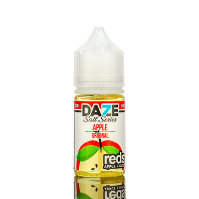 VAPE 7 DAZE SALT | Reds Apple 30ML eLiquid - Vaping Industries