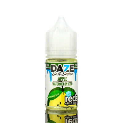 VAPE 7 DAZE SALT | Reds Watermelon Iced 30ML eLiquid - Vaping Industries