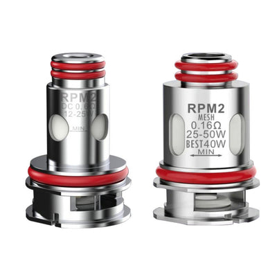 RPM 2 Replacement Coil | SMOK - Vaping Industries