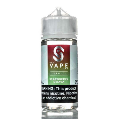 USA VAPE LABS | Strawberry Guava 100ML eLiquid - Vaping Industries