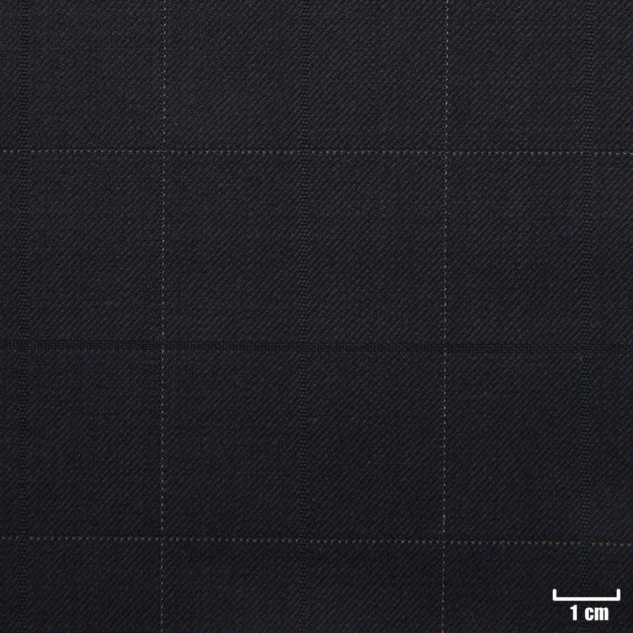 501329 - BLACK, BIG WHITE CHECKS