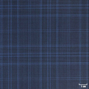 222603 - BLUE, BLACK/BLUE CHECKS