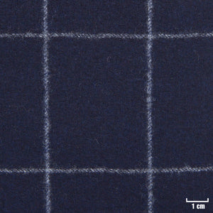 227265 - DARK BLUE, OFF WHITE CHECKS
