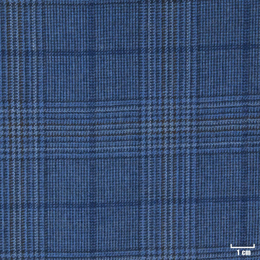 401856 - BLUE, CHECKS