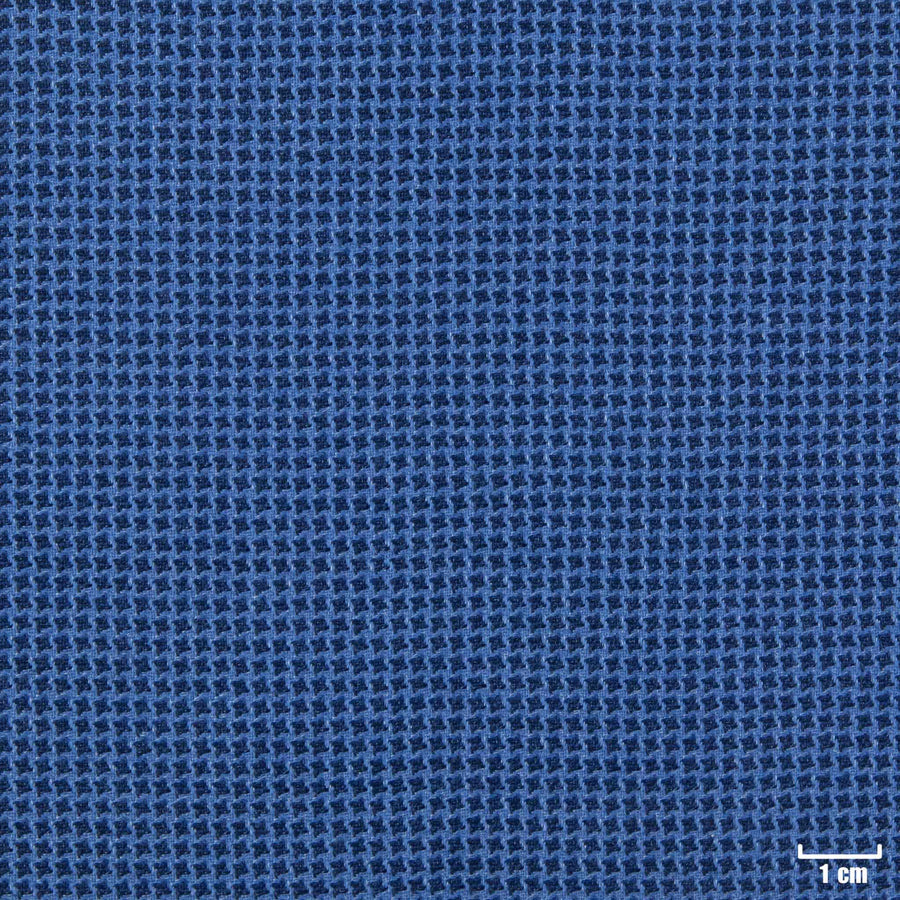 401858 - BLUE, HOUNDSTOOTH