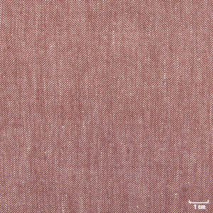 402124 - RED, HERRINGBONE