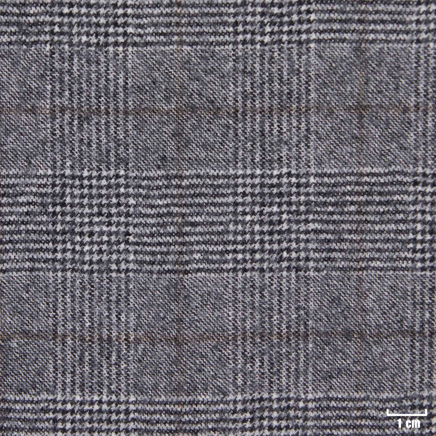 403401 - GREY, BROWN CHECKS