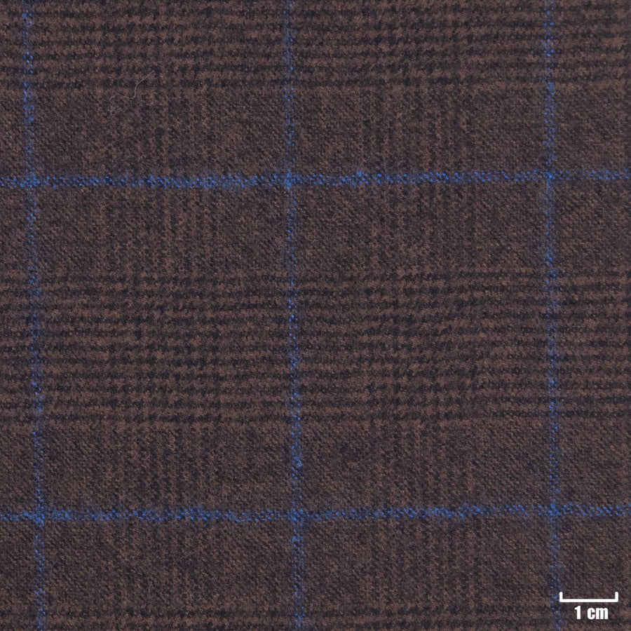403404 - BROWN, BLUE CHECKS