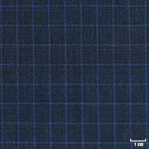 225106 - BLUE, BLUE CHECKS