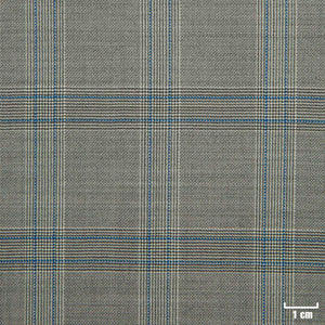 501314 - GREY, BLUE CHECKS