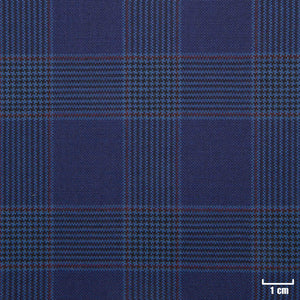 501303 - BLUE, RED CHECKS