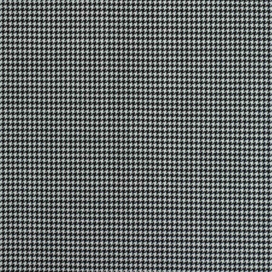 224326 - WHITE, BLACK HOUNDSTOOTH