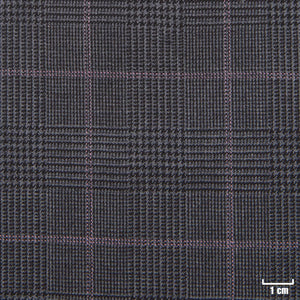 822201 - GREY, PINK CHECKS