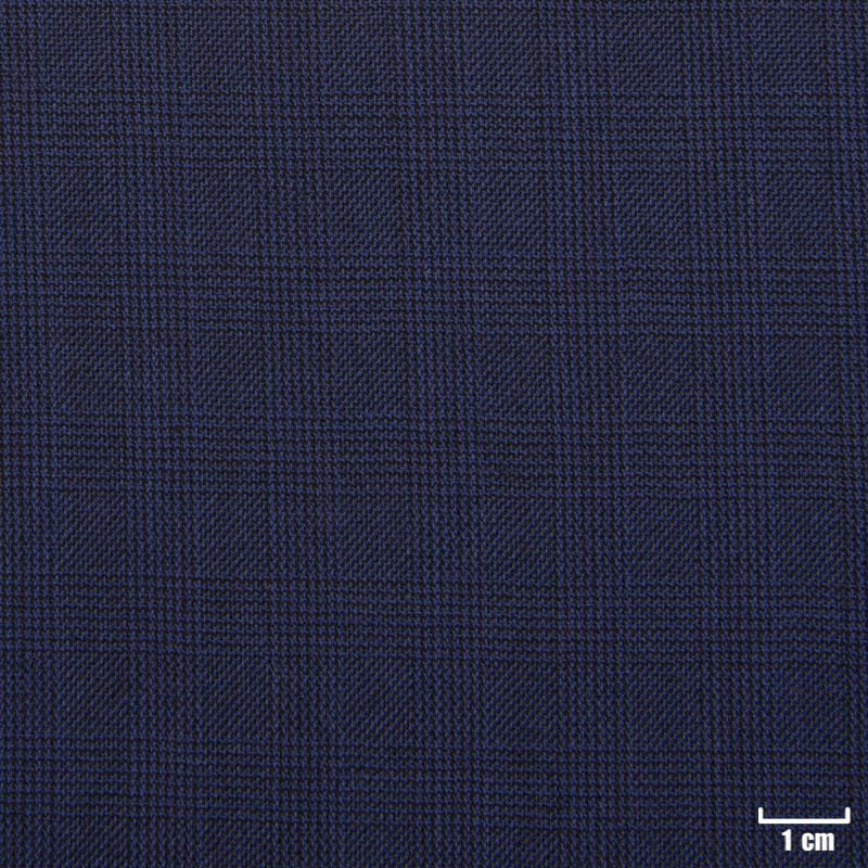 822204 - BLUE, SMALL CHECKS