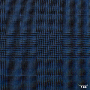 822613 - BLUE, CHECKS
