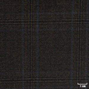 822006 - BROWN, BLUE CHECKS