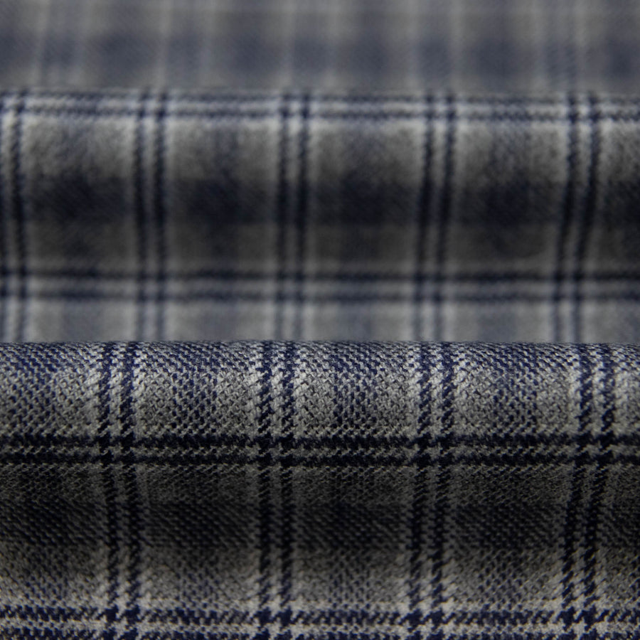 822031 - GREY, BLUE CHECKS