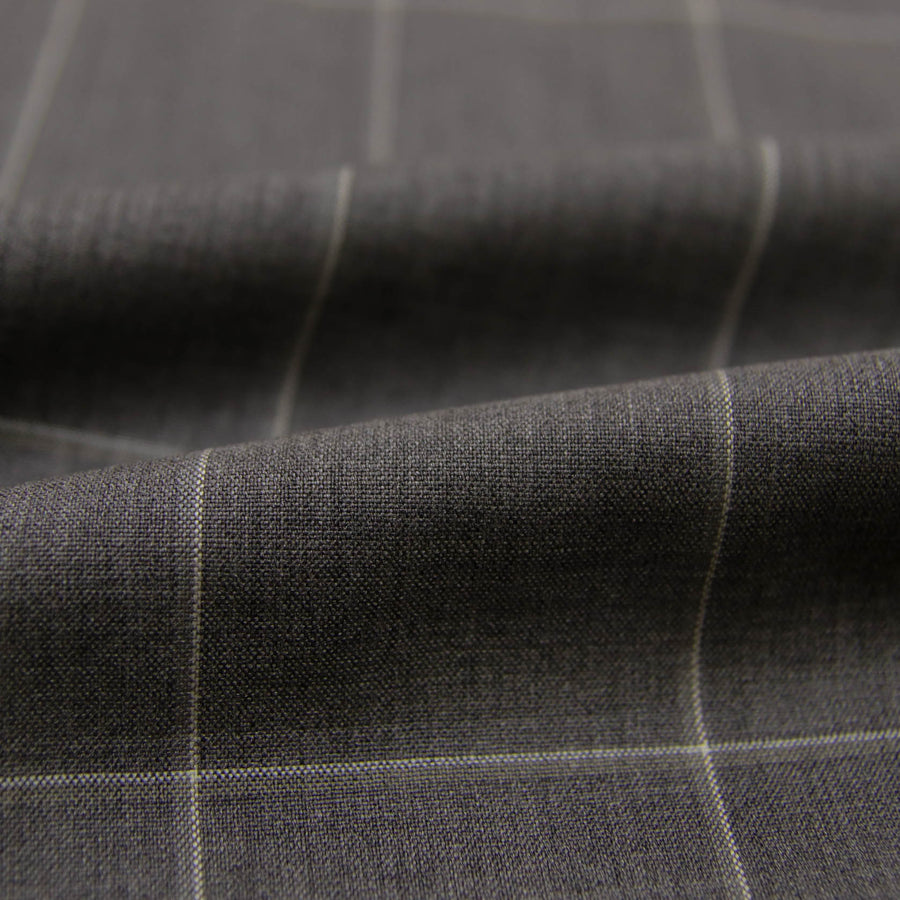 226818 - LIGHT GREY, BIG CHECKS