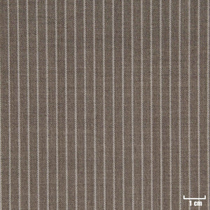 226851 - TAN, NARROW WHITE STRIPES