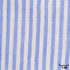 H11308 - WHITE, BLUE STRIPES