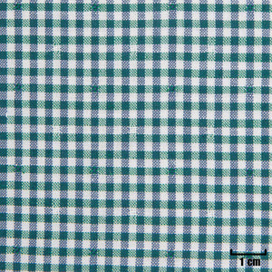 H11302 - MIXED GREEN/WHITE, CHECKS