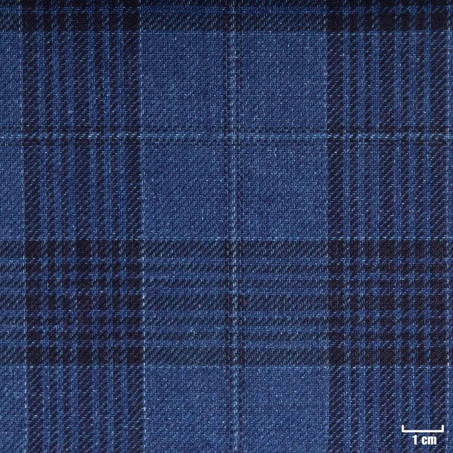 316016 - DARK BLUE, BLUE CHECKS