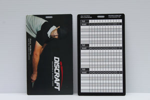 Discraft - Erasable Scorecard