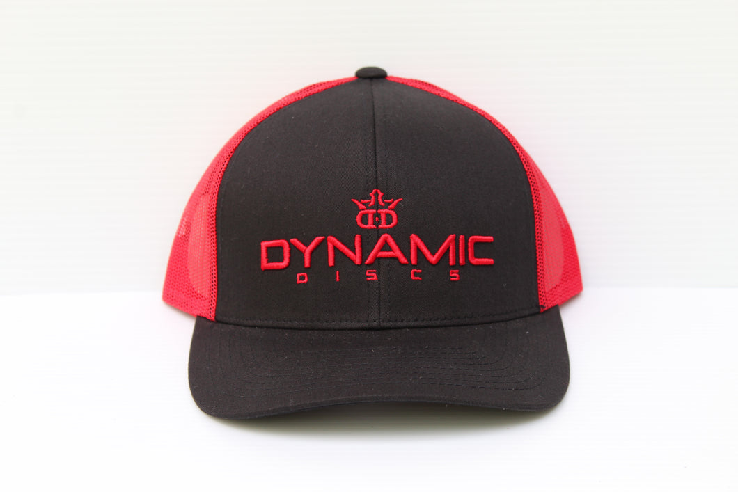 Dynamic Discs - Snapback Adjustable Mesh  Hat