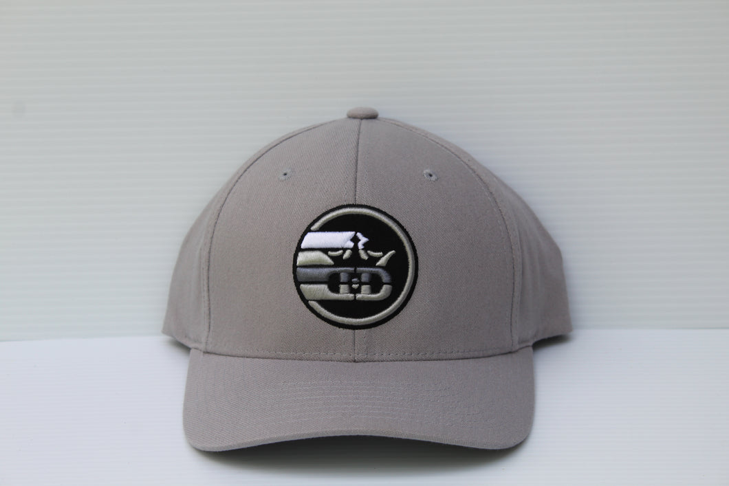 Dynamic - In Flight Fitted Hat - L/X