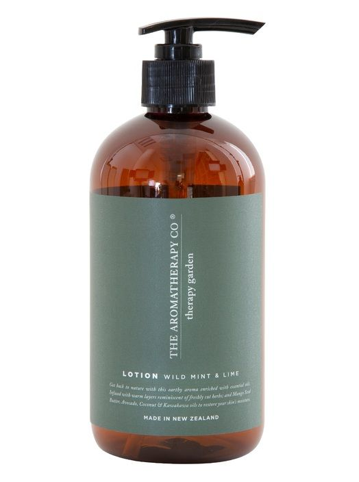 Therapy Garden Hand & Body Lotion - Wild Mint & Lime