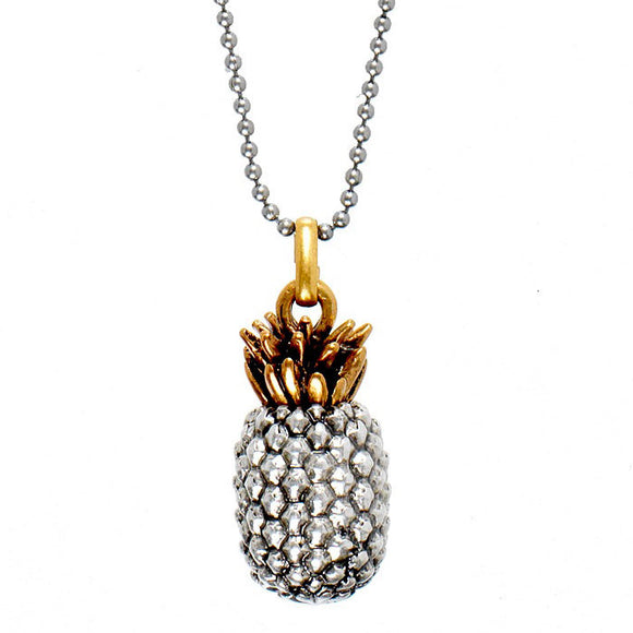Hultquist Silver & Gold Pineapple 80cm