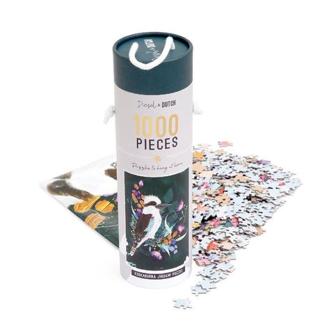 Diesel & Dutch - Kookaburra 1000pc Wall Puzzle