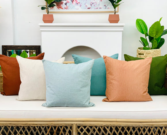 Warranbrooke Square Cushions - Available in 6 Colours