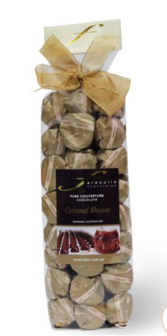 Fardoulis Chocolate - Caramel Mousse 250g Gift Bag