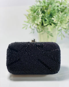 Zoda Cadiz Clutch Black