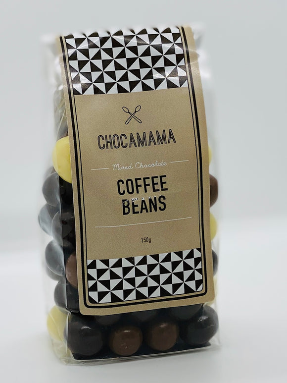 Mixed Choc Coffee Beans