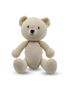 Snuggle Buddies Medium Sitting Toy Teddy